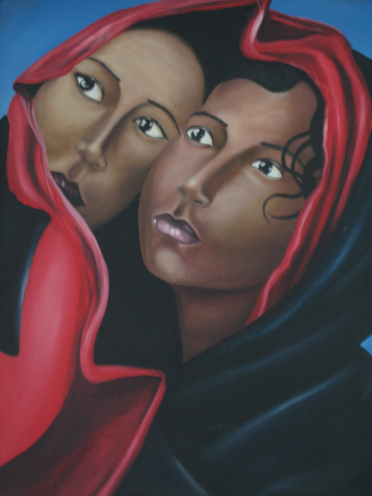 Gender Issues painting