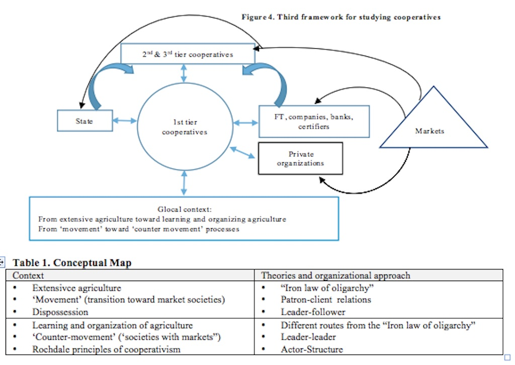 internal governance and the role of cooperatives in central american