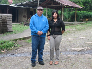 Edgar Fernandez (with Abemelet Rodriguez)